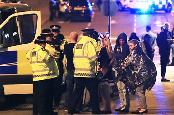 Image result for Entertainers react to Manchester concert attack