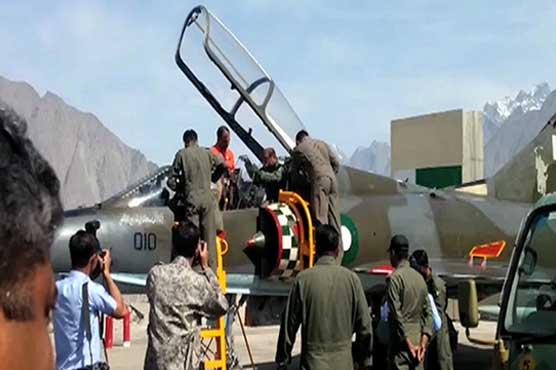 Pakistan Air Force activates all forward operational bases after Indian threats