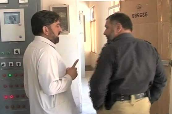 Helpless PESCO says KP government behind grid station attack