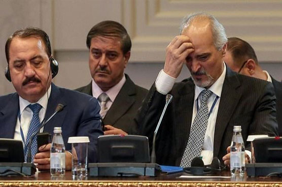 Russia, Turkey and Iran agree to plan for Syria 'congress'