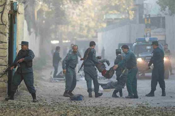Pakistan condemns terrorist attack in Kabul's diplomatic area