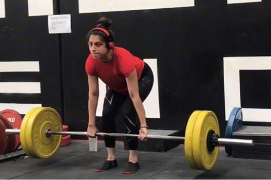 Meet Maryam Naseem: Khyber Pakhtunkhwa's powerlifting champ