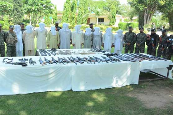 NAP report: 4655 terrorist attempts foiled in 2017