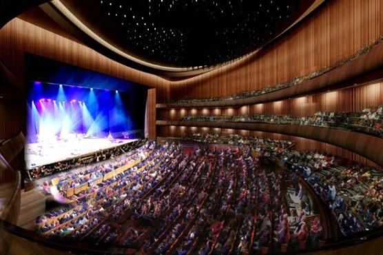 Erdogan hails opera house project as 'symbol' of Istanbul