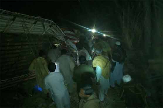 Death toll in Talagang road accident climbs to 27