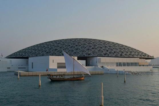 Louvre Abu Dhabi draws diverse crowd