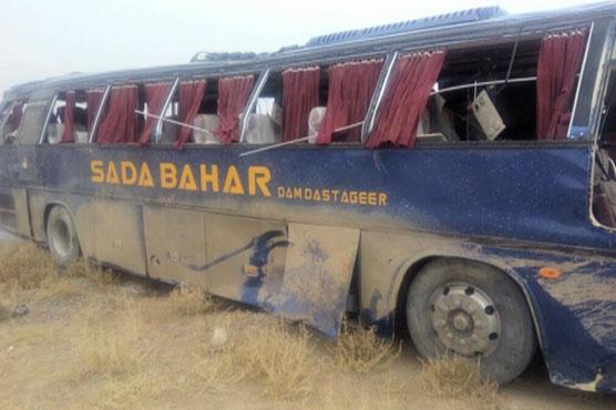 Three dead, more than 20 injured as speedy coach overturns in Mastung