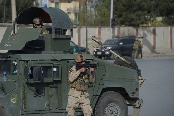 Dozens of Afghan security forces killed in Taliban raids: officials