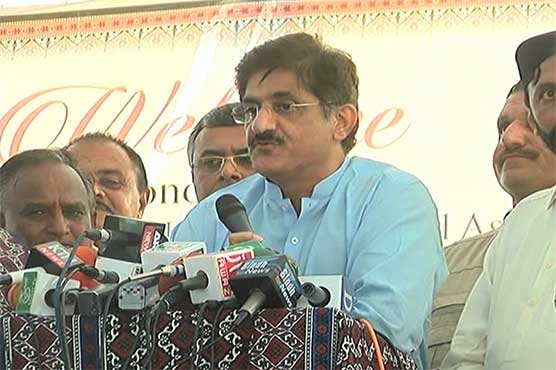 PPP doesn't want delay in scheduled General Elections 2018: CM Murad