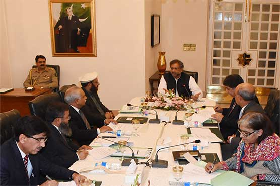 PM for early finalisation of Hajj Policy 2018