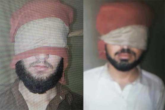 Major terror bid foiled as two militants arrested in Peshawar