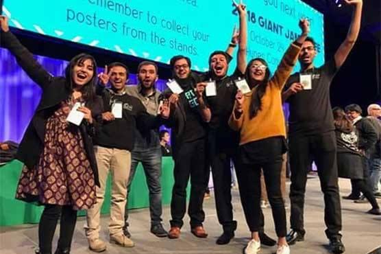 Pakistani team wins silver medal at iGEM 2017