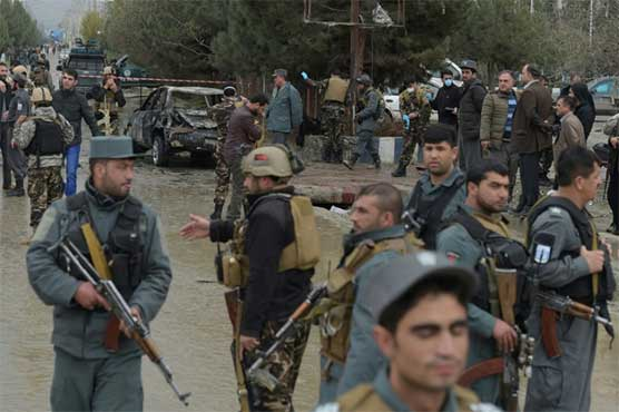 At least 14 dead in suicide attack outside Kabul political gathering