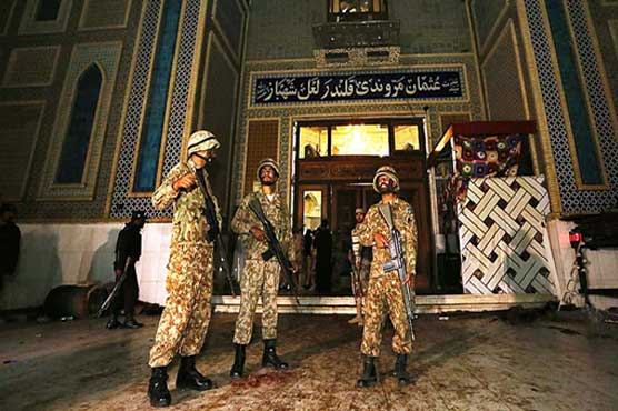 Key suspect involved in attack on Lal Shahbaz shrine arrested
