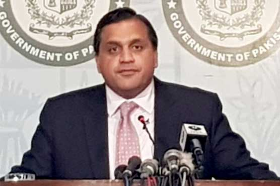TTP, Daesh, JA using Afghan soil to attack Pakistan: FO spokesperson