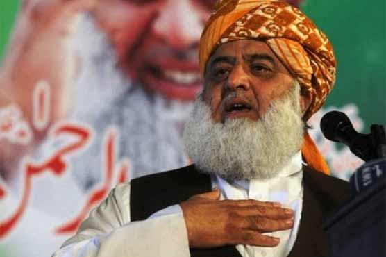 Maulana Fazl calls Panama Leaks 'international conspiracy', defends Nawaz