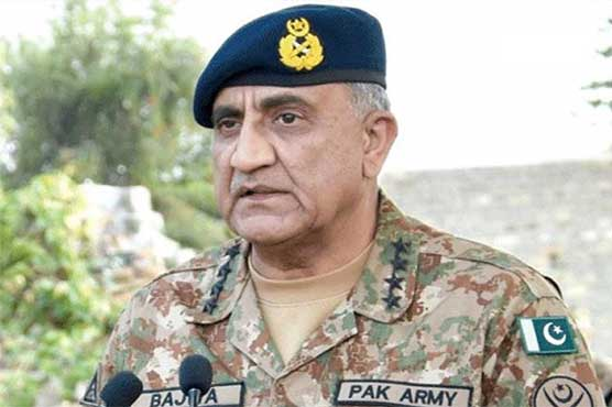 Our determination remains undeterred against threats to Pakistan: COAS
