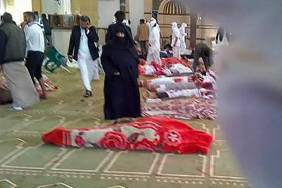 Egypt mourns 305 victims after IS attacked Sinai mosque