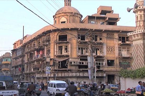 Over 300 buildings listed dangerous in Karachi