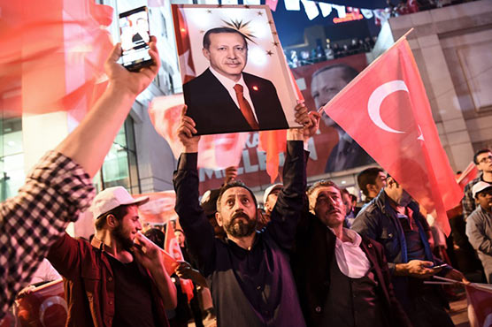Turkish court hands life sentences to 34 people for Erdogan death plot