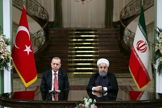 Erdogan, Iran close ranks after Iraq Kurd referendum