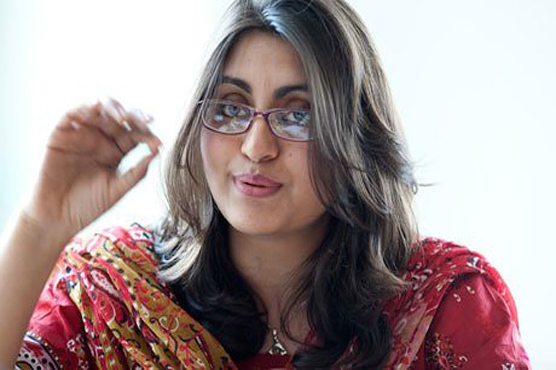 Pakistani activist Gulalai Ismail honoured with international award for speaking against Taliban