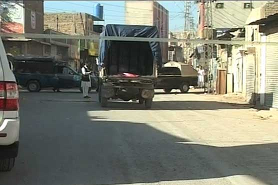 Five persons killed in Quetta ambush