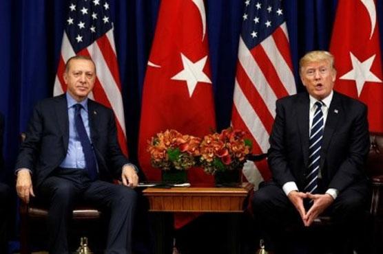 Turkey urges US to reverse visa suspension: report