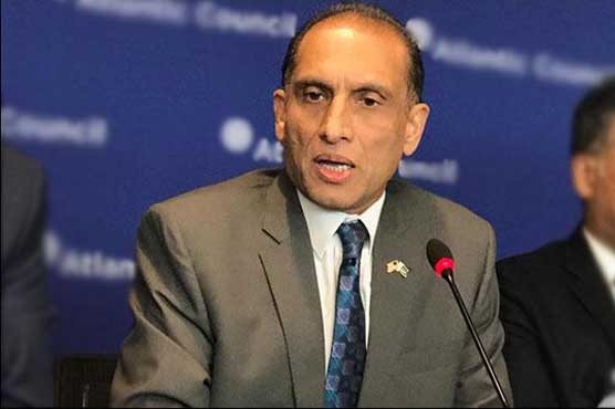 Aizaz Chaudhry welcomes rescue of Ms. Caitlan Coleman, her family from Taliban