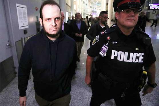 Family freed from Taliban captivity arrives in Canada