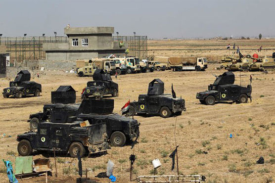 Baghad accuses Kurds of 'declaration of war'