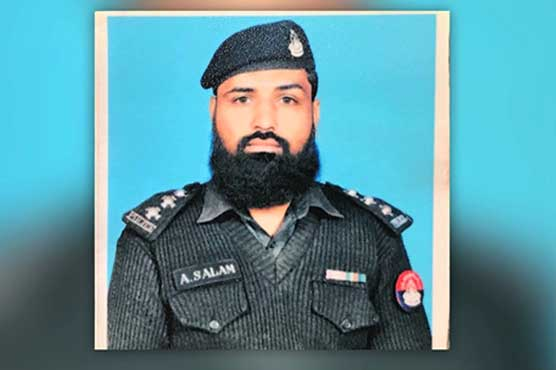 CTD inspector Abdul Salam gunned down in Quetta