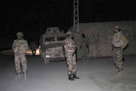 Quetta: Three terrorists killed in security forces, CTD operation