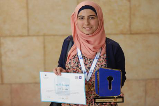 Of bookworms: Palestinian schoolgirl wins $150,000 prize money in reading competition