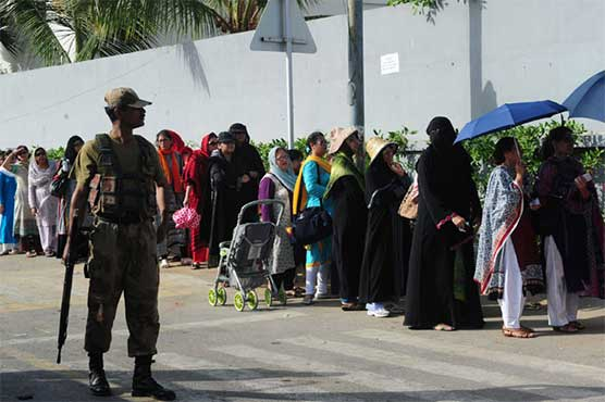 ECP to deploy army soldiers at polling stations during NA-4 by-election