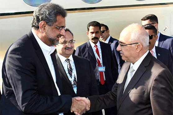 PM arrives in Turkey to attend 9th D-8 Summit