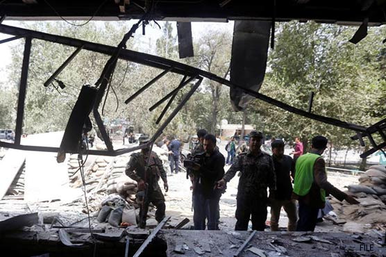 Over 40 killed in twin suicide attacks in Kabul mosques