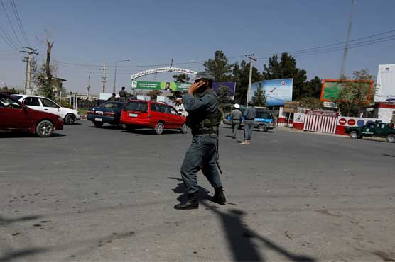 Rockets strike downtown Kabul, no casualties reported