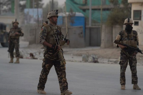 15 Afghan army cadets killed in terrorist attack on minibus