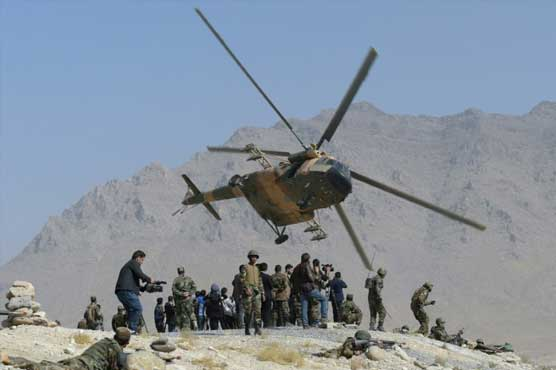 Taliban strikes on Afghan bases a 'show of strength' against Trump