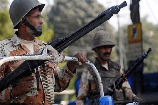 Alleged Ansar-ul-Sharia chief among 8 militants killed in Karachi