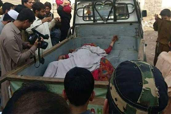 Peshawar police find beheaded body of transgender person