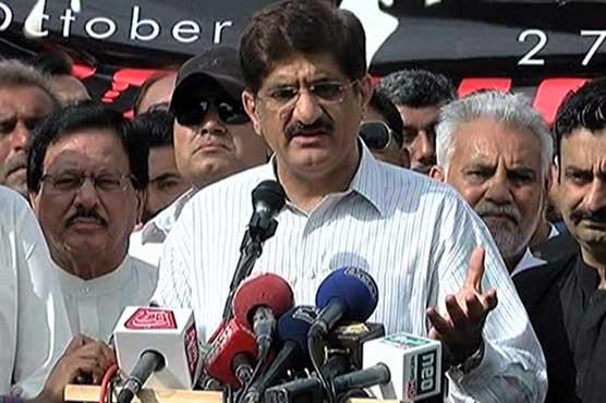 Don't respect Shah Mehmood Qureshi anymore: CM Murad