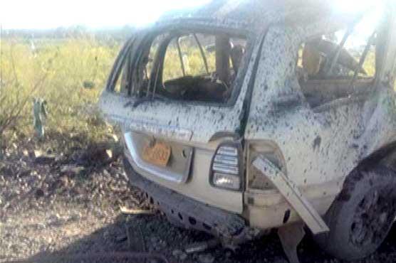 Bomb kills ANP's local leader, his brother in Pishin
