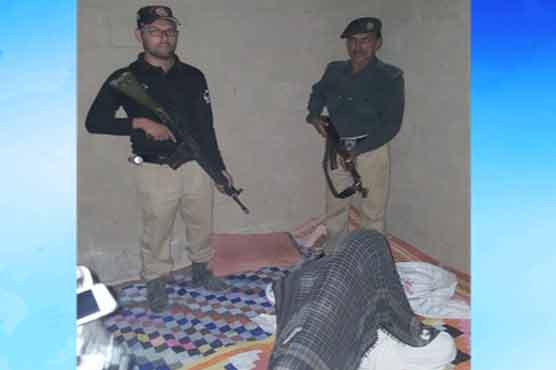 Jamshoro: Terrorist of banned outfit arrested
