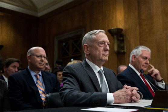Top US officials say Trump needs no new authority to fight terror