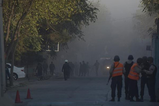 Suicide bomber attacks Kabul's diplomatic zone, five dead: officials