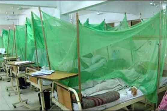 Death toll from dengue escalates to 17 in Peshawar