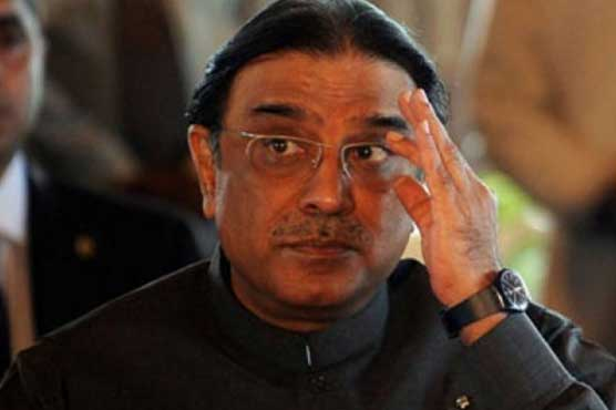 Zardari calls for review of Sindh Assembly's NAO repeal bill