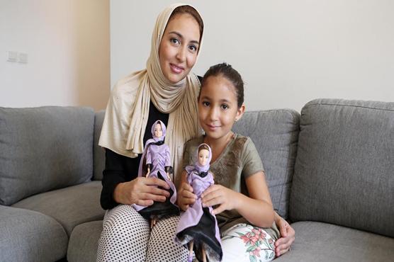 Muslim mother creates Quran reciting Barbie-like doll